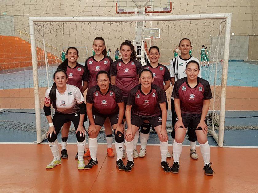 5cc6c36964 Piraí termina Copa AMCG de Futsal feminino na terceira colocação ...
