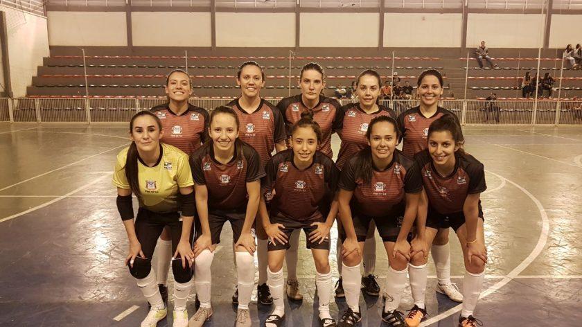 ffbf4b3eba No futsal feminino