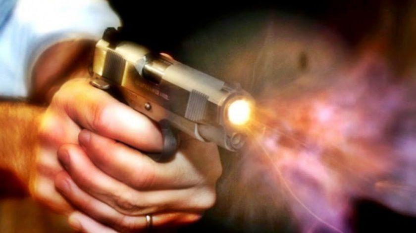 Resultado de imagem para disparo arma de fogo